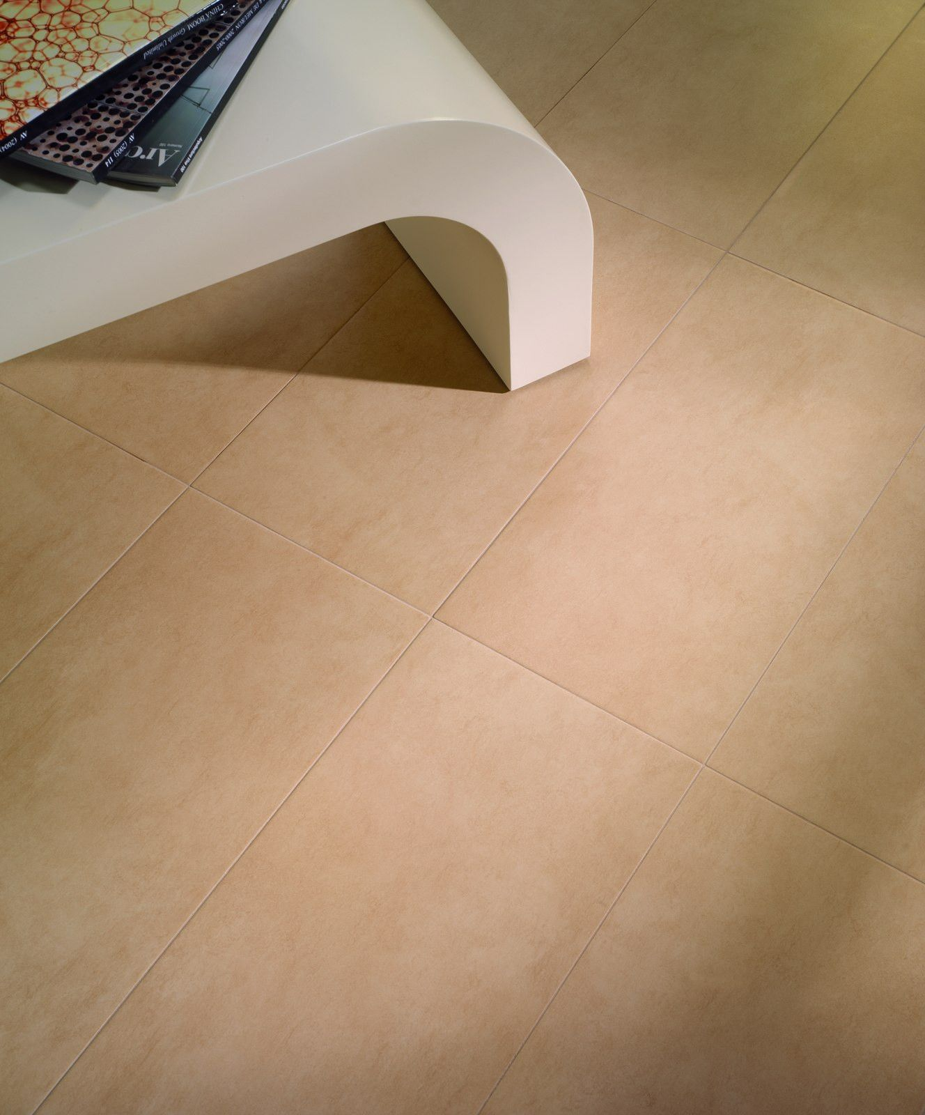 Available On All The Porcelain Stoneware Flooring By Marazzi Style At The ✓  BEST PRICE GUARANTEED ✓ Discover Marazzi Style Beige Grip Cm Cement Effect  ...
