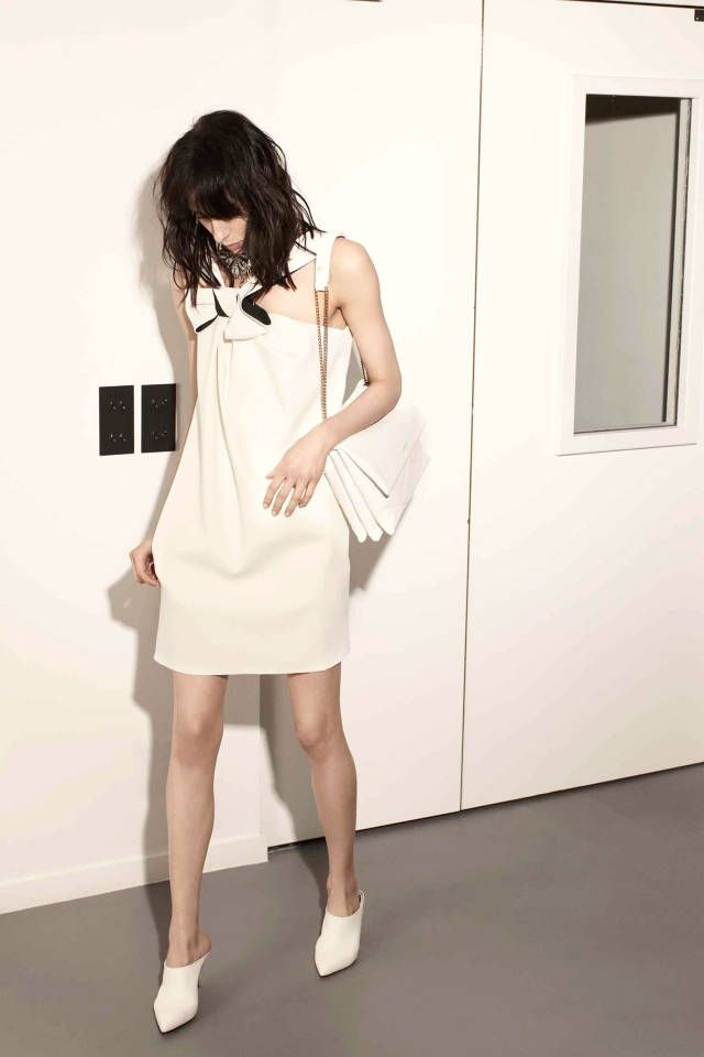 Lanvin Resort 2015. See all the best looks here.