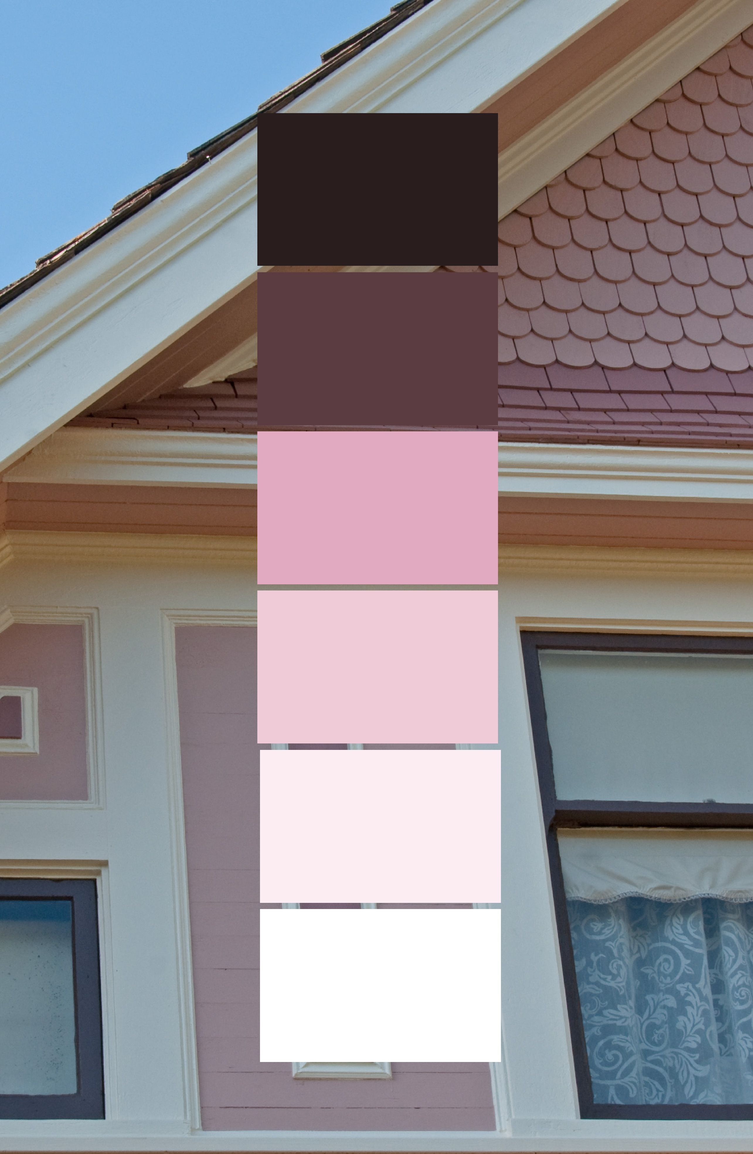 Pretty in Pink | Your Pinterest Likes | Pinterest | Benjamin moore paint