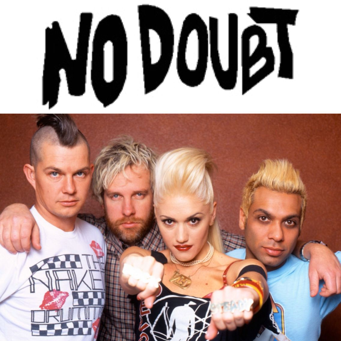 1986, No Doubt, Anaheim California US #NoDoubt #Anaheim (L3526)