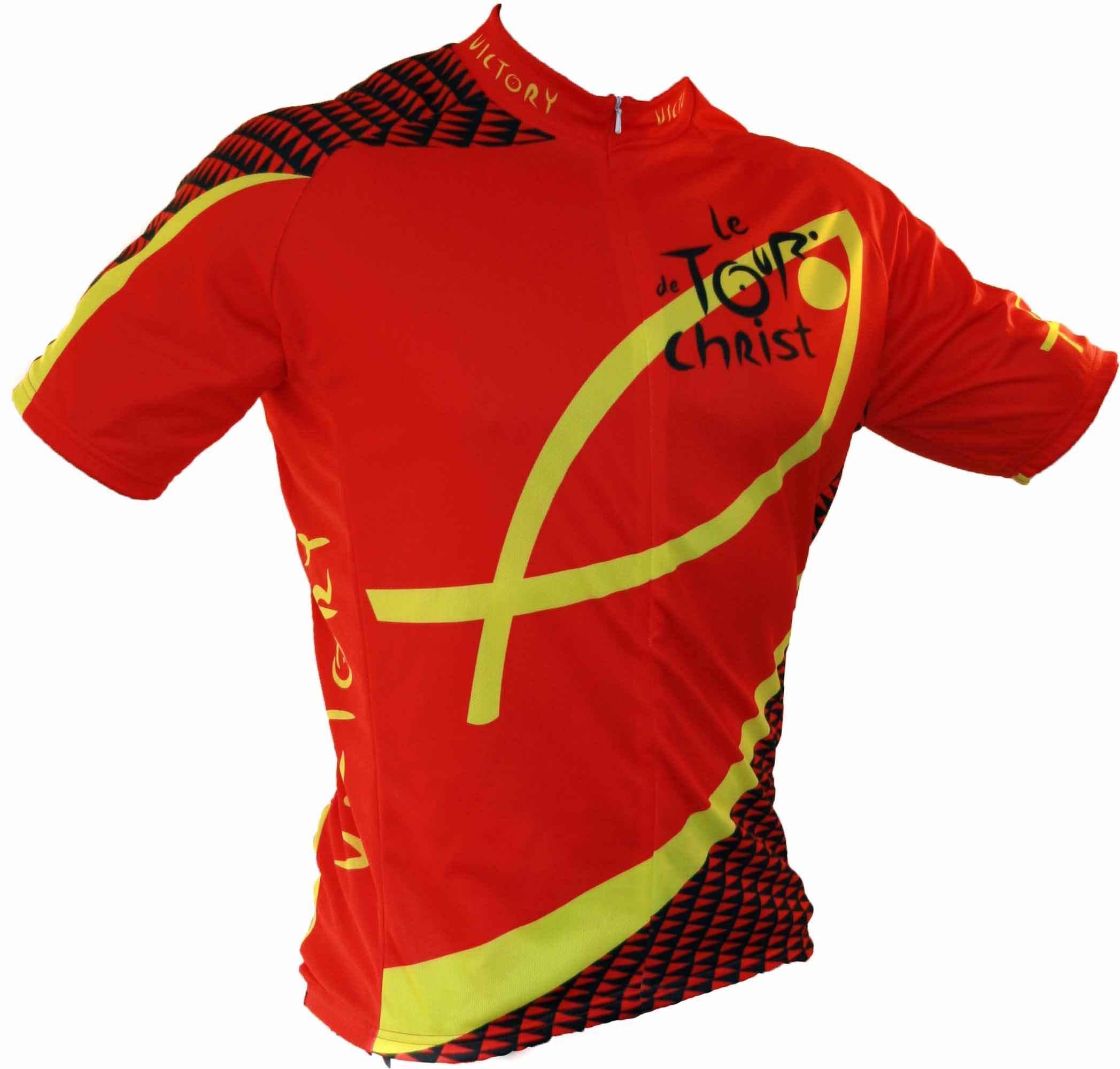 Men s Tour de Christ Design Cycling Jersey  2dcf206a6