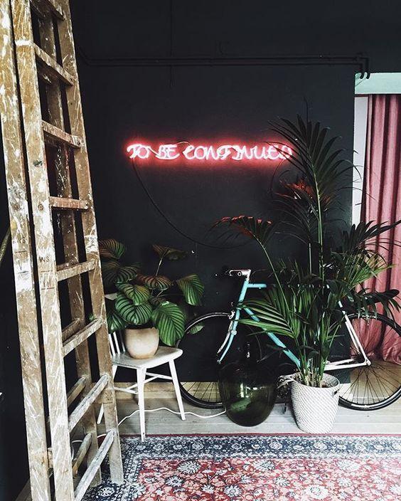 Cool And Easy Wall Decor Ideas Easydiyideas Neon Decor Neon