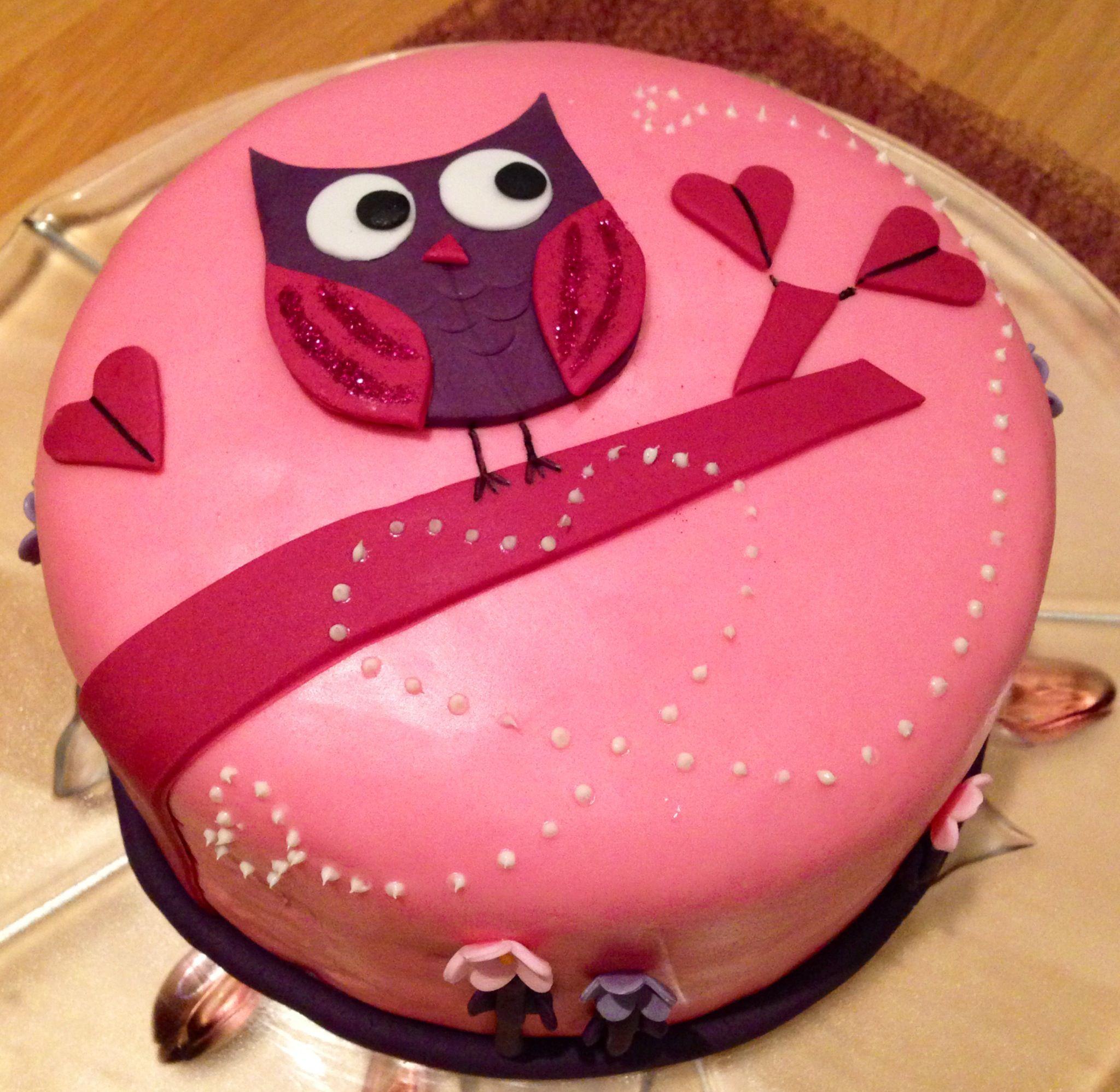 Die Torte Zum 4 Geburtstag Waren Dabei Kindergeburtstag