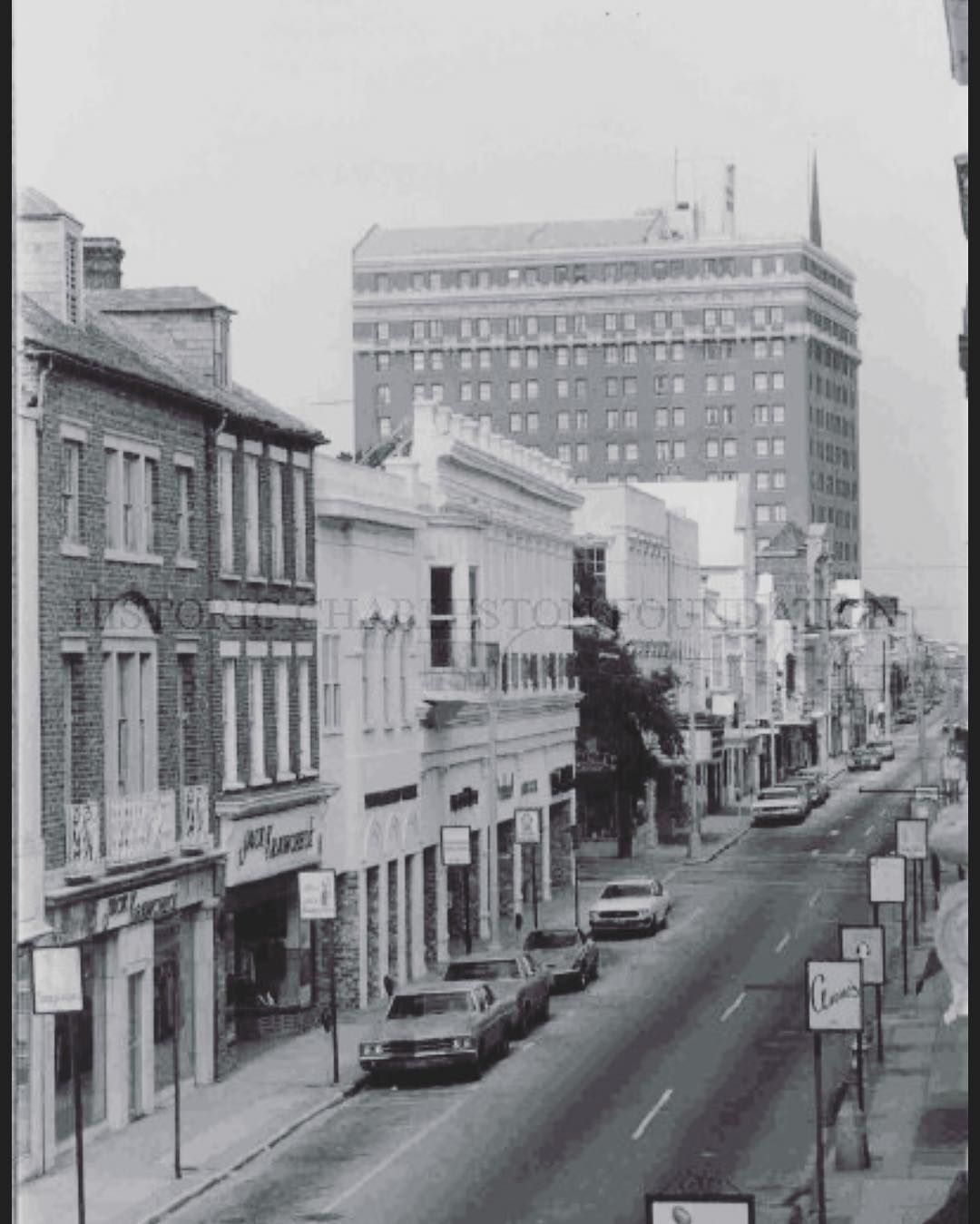 Throwback To King Street In The 70's #tbt #throwback