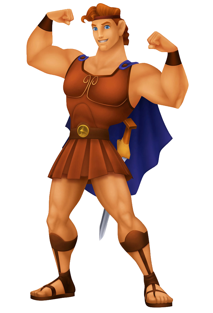Hercules Character Walt Disney Princesas Disney E Princesas