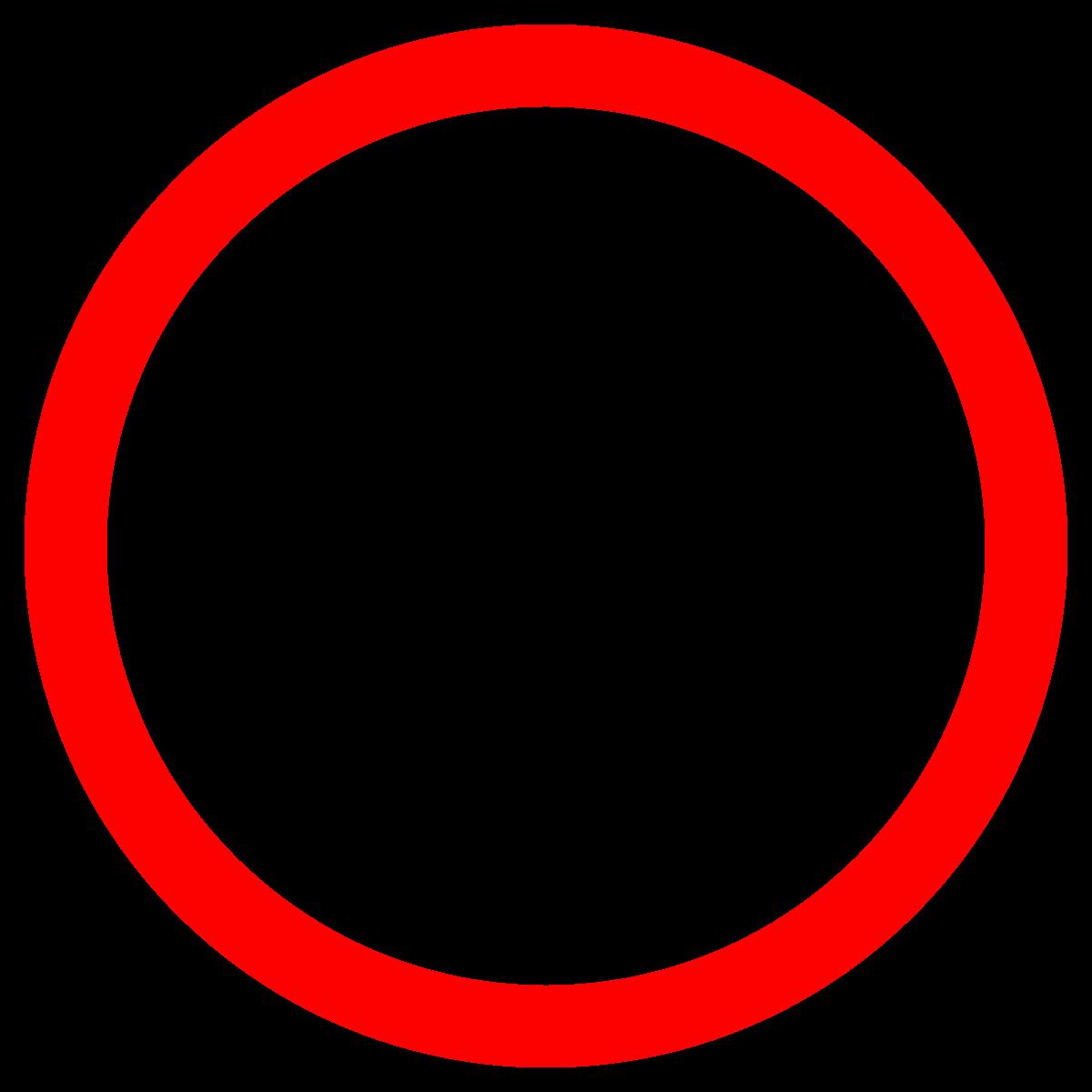 Png Red Circle Circle Clipart Circle Circle Outline