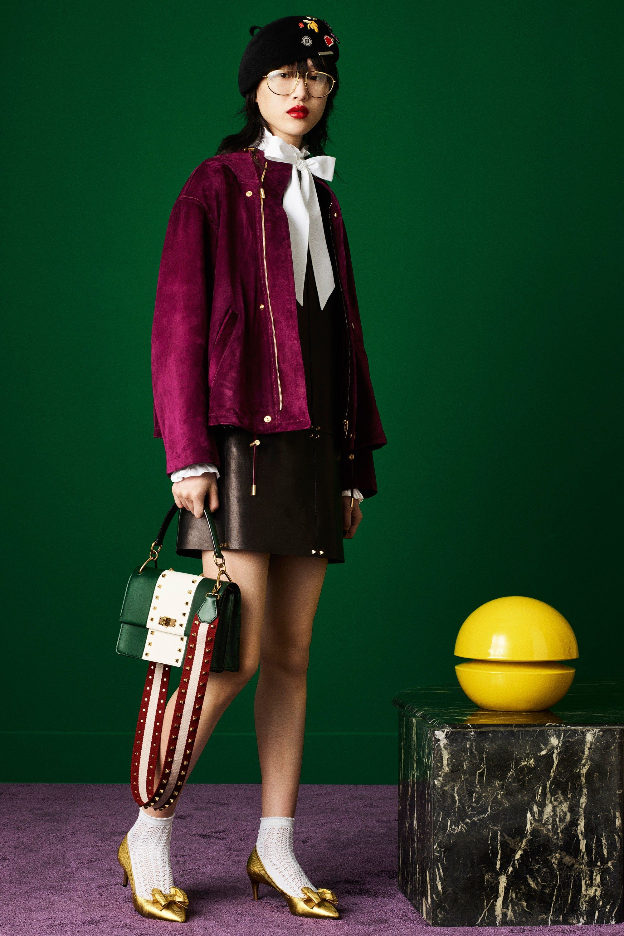 See the complete Bally Fall 2017 Ready-to-Wear collection.