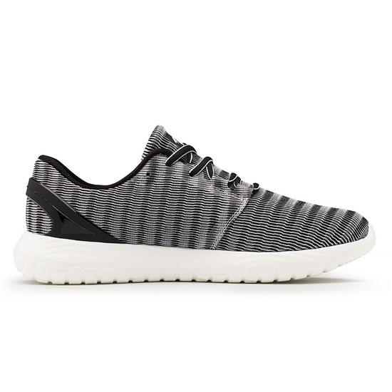 White/Black Zebra Shoes ONEMIX Mesh Men