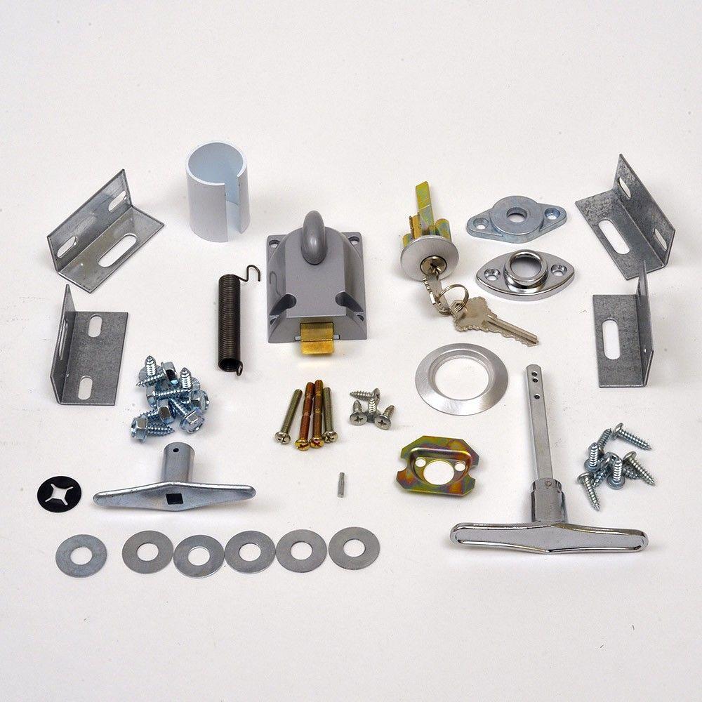 Garage Door Lock Cylinder Amp T Handle Kit Rp 24 50 Sp