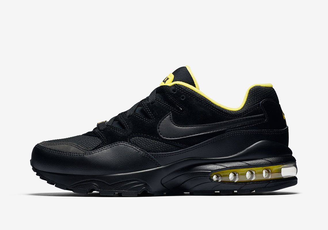 online retailer 793d9 cf28e The Nike Air Max 94 Returns In Livestrong Colors