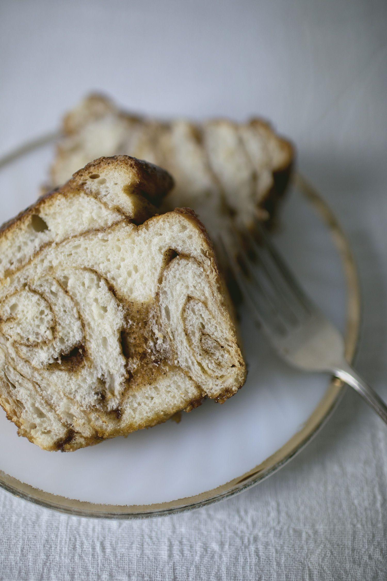 Christmas spice mochi bread babka | Receta | Bizcochos