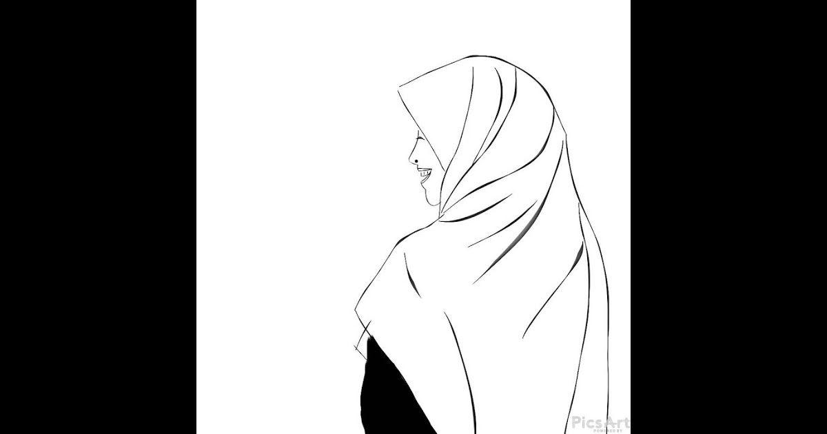 30 Gambar Kartun Laki Dan Perempuan Muslim Kartun Muslimah With Picsart Download Kartun Muslim Bercadar Jaman Now For Android A Di 2020 Gambar Anime Kartun Gambar
