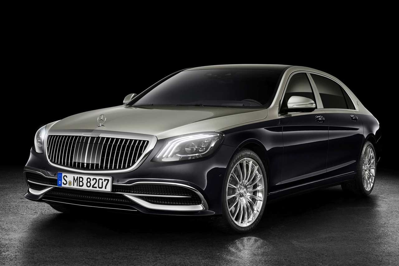 2019 Mercedes Maybach S Class Unveiled Mercedes Benz Maybach