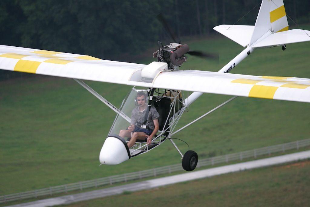 FireStar II Experimental Light Sport Aircraft (LSA