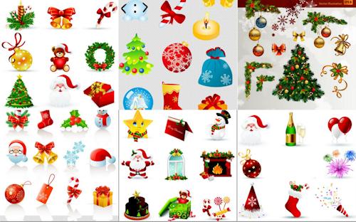 M s de 70 adornos navide os para hacer tarjetas de navidad - Adornos navidenos en ingles ...