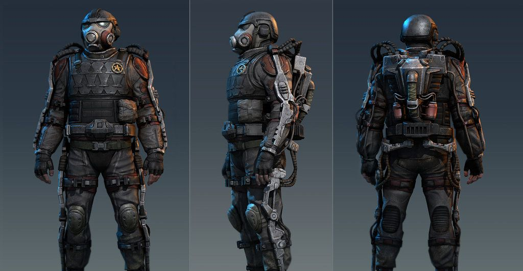 S t a l k e r exoskeleton by hamburgercranium on deviantart exoskeleton pinterest concept - Moderne oudersuite ...