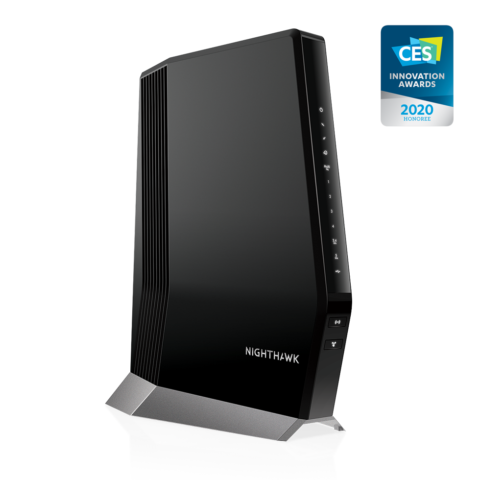 CAX80 8Stream WiFi 6 Cable Modems & Routers NETGEAR