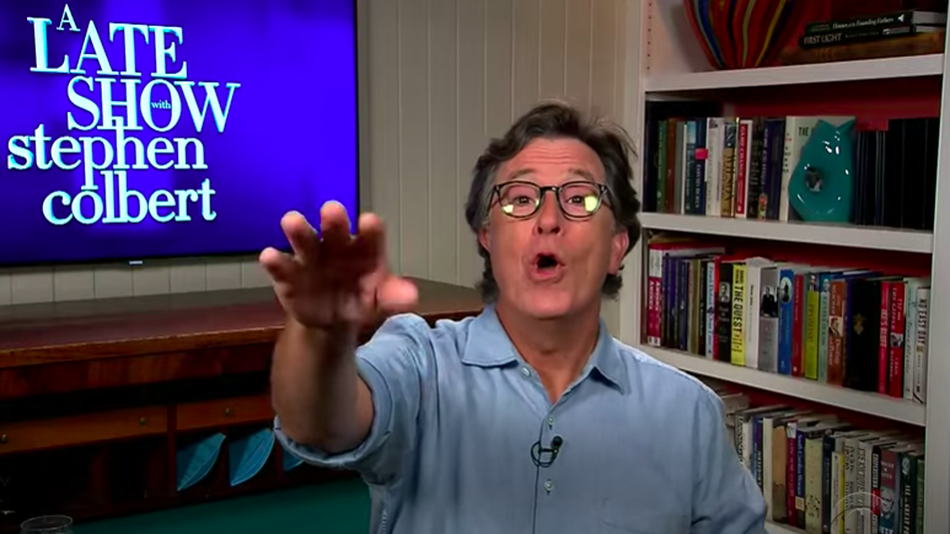 Stephen Colbert breaks down the most ridiculous claims