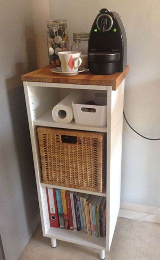 Small Kitchen Island/Workplace | organizing ideas | Pinterest ...
