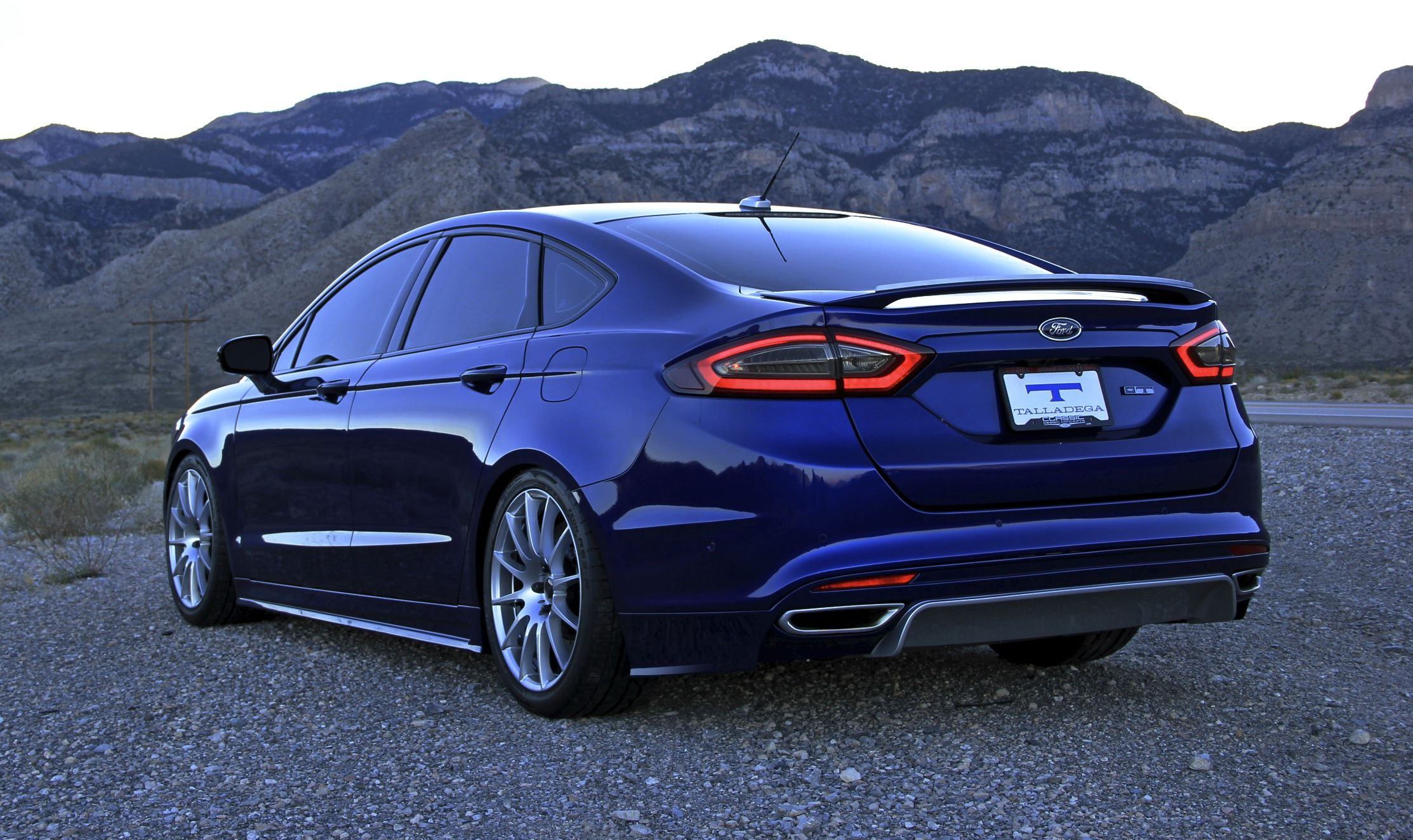 ford fusion wheel spacers | Clasic Design Concepts Sick 2013 Fusion...