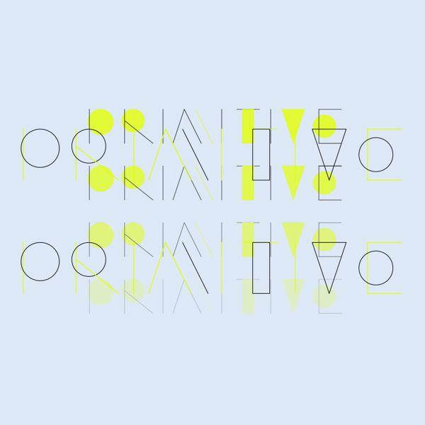 Primitive Font By Pixel Drop, Via Behance