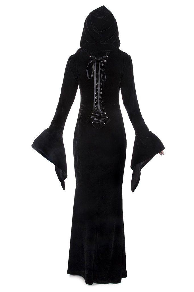 Hemlock Hooded Maxi Dress B In 2018 Things To Wear Pinterest