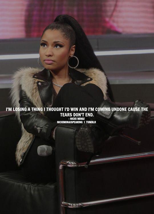 Nicki Minaj Quotes Nicki Minaj Quotes Beyonce Quotes Niki Minaj Quotes