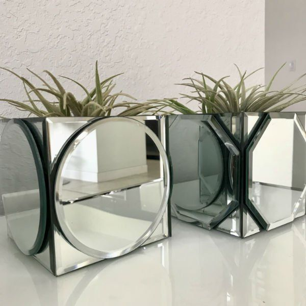 Photo of How to Make Dollar Tree Mirrored Centerpieces DIY Project