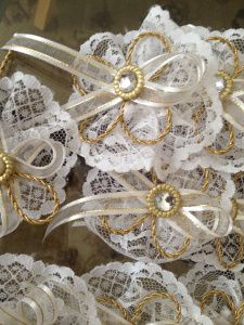 Wedding Guest Corsage Keepsake Ribbons The Capias Are Fairly Easy To Make But They