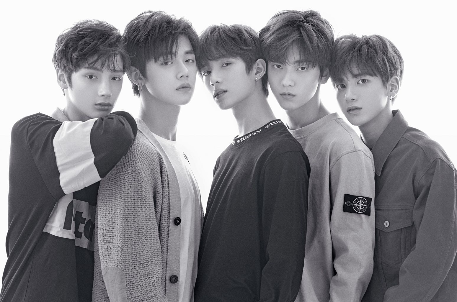 Big Hit Entertainment Confirms 5 Member Lineup Of New Group Tomorrow X Together Txt Boy Groups Tomorrow