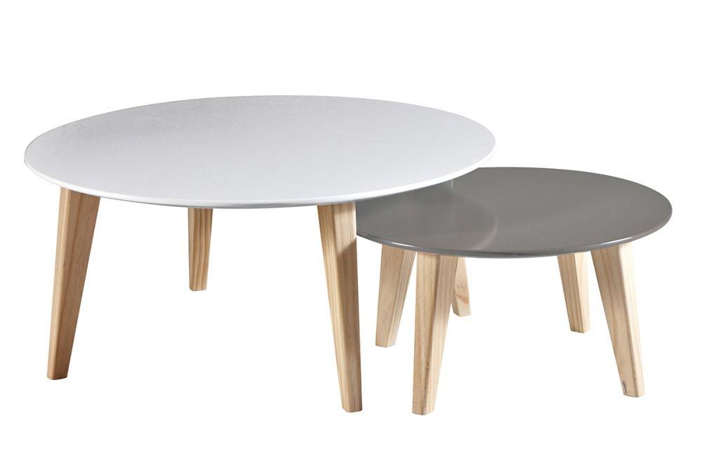 table basse scandinave Pièce à Vivre \u003e Salon \u003e Table basse \u003e Lot