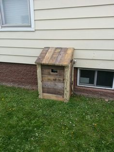 Barn Living Covered Bo Wood Pallets Pallet Planter Outdoor