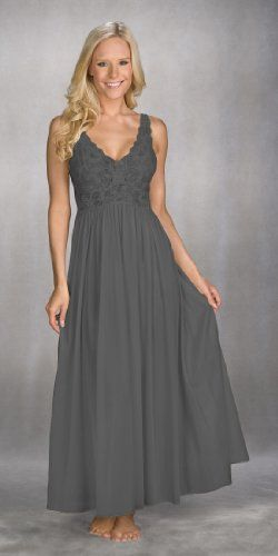 Shadowline Stretch Lace Bodice Gown - http://cheune.com/a/81671280320733793