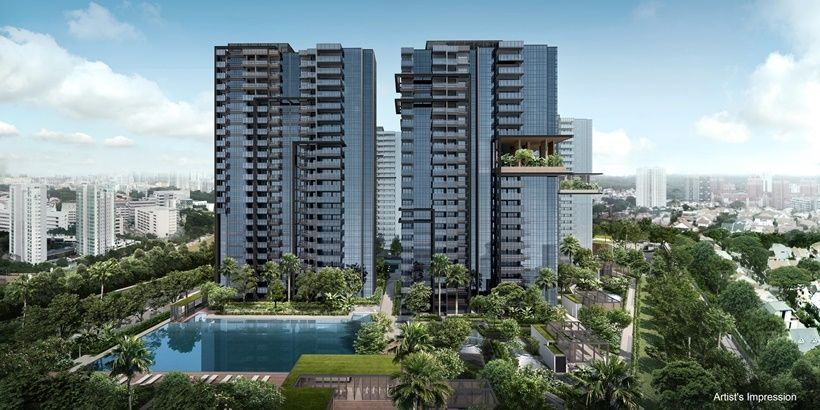 Pin On Singapore Property Launch