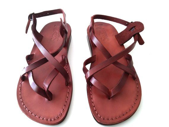 be8c5e7ee3b62 Greek Sandals, Sandals, Handmade Leather Sandals, Women Sandals, Men ...