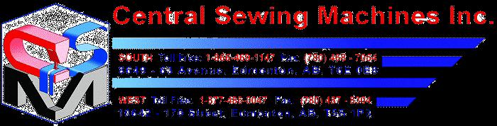 Central Sewing Machines Inc Edmonton Alberta Canada Favorite Impressive Central Sewing Machines