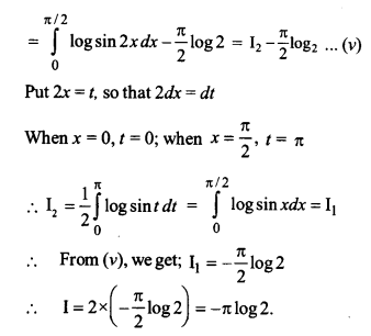 NCERT Solutions for Class 12 Maths Chapter 7 Integrals Ex