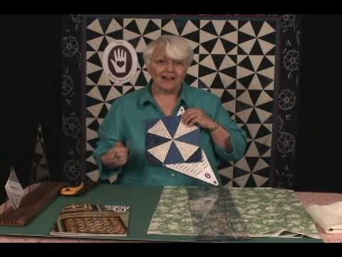 Kaleidoscope Block 1 of 4 - Introduction - YouTube