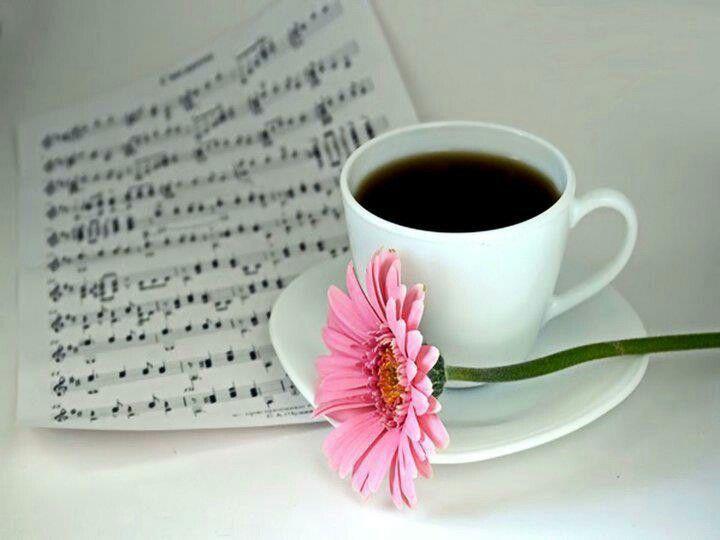 café con buena música