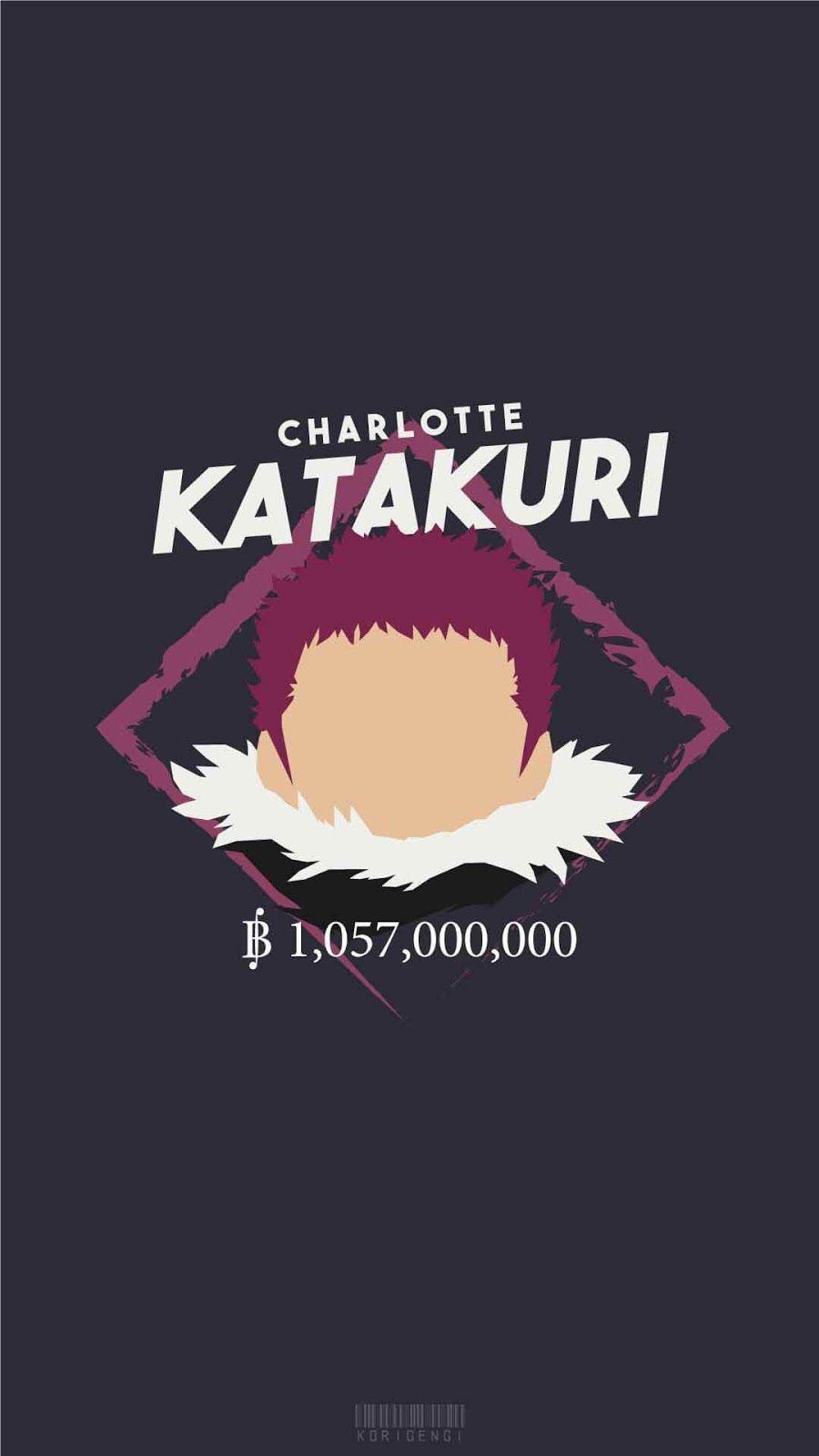 Charlotte Katakuri - One Piece Wallpaper