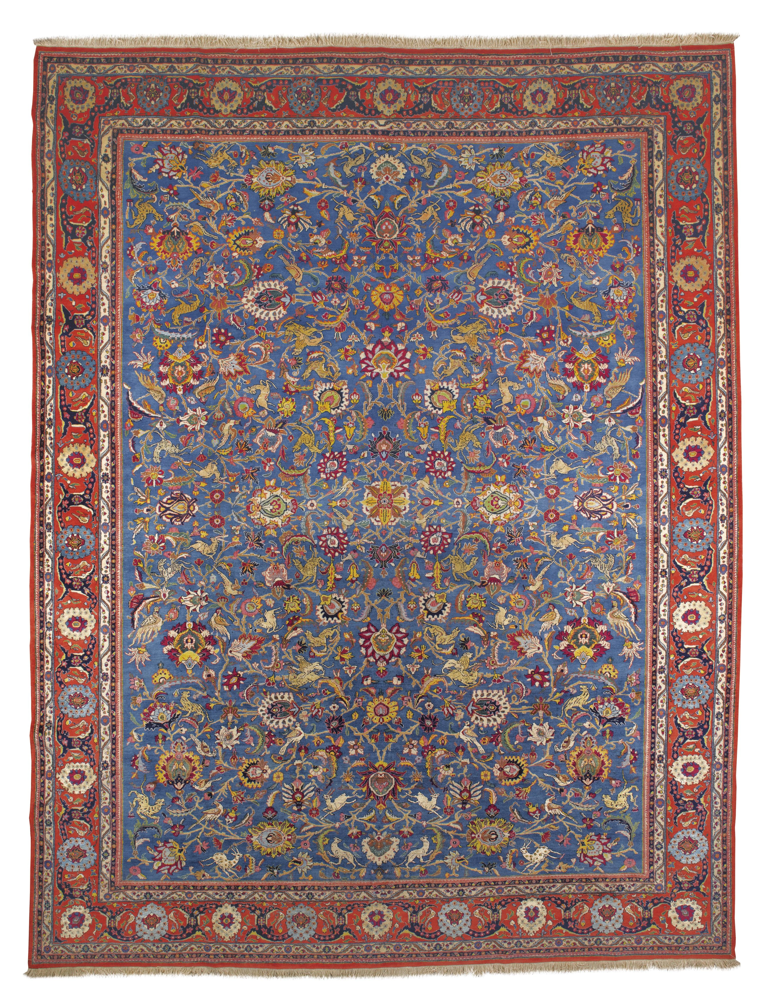 A Tehran Carpet North Persia Lot Sotheby S Stair Runner Carpet Persian Rug Rugs