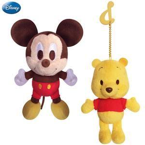 4b0a0c23fae4 Disney Origina 14cm 5.5   Mickey Mouse Donald Duck Minnie Chip and ...