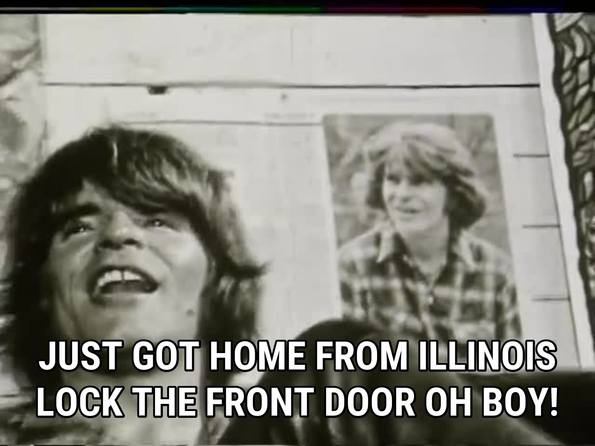 Creedence Clearwater Revival Just got home from Illinois lock the ...