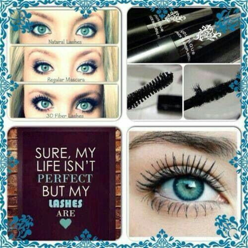 You've got to try this mascara! 14 day love it guarantee! WWW.ROCKINLASHESBYRACHEL.COM