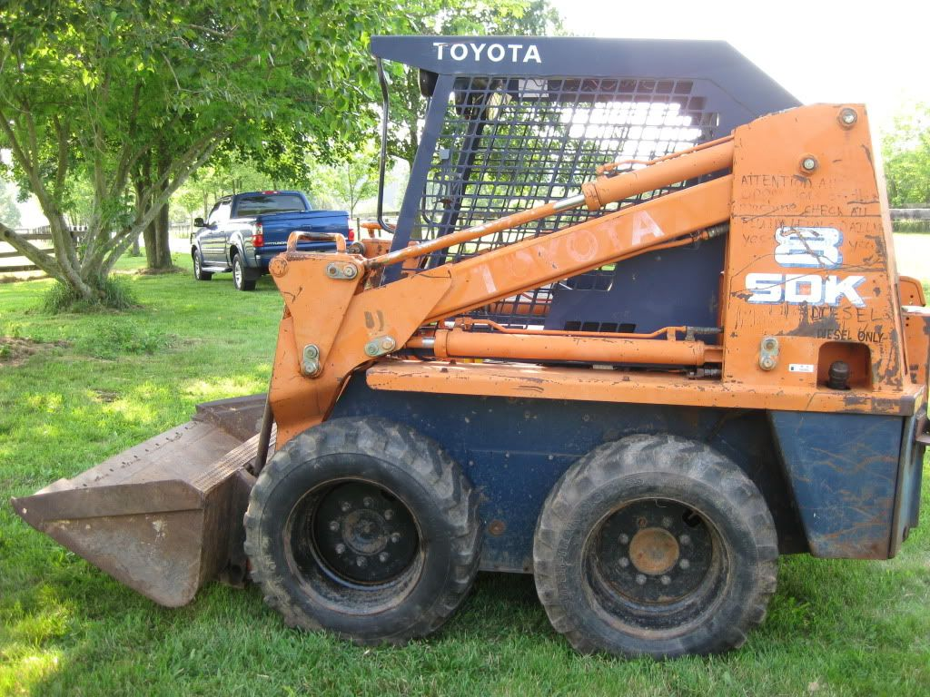 Skid Steer Attachments With Images Skid Steer Attachments Toyota
