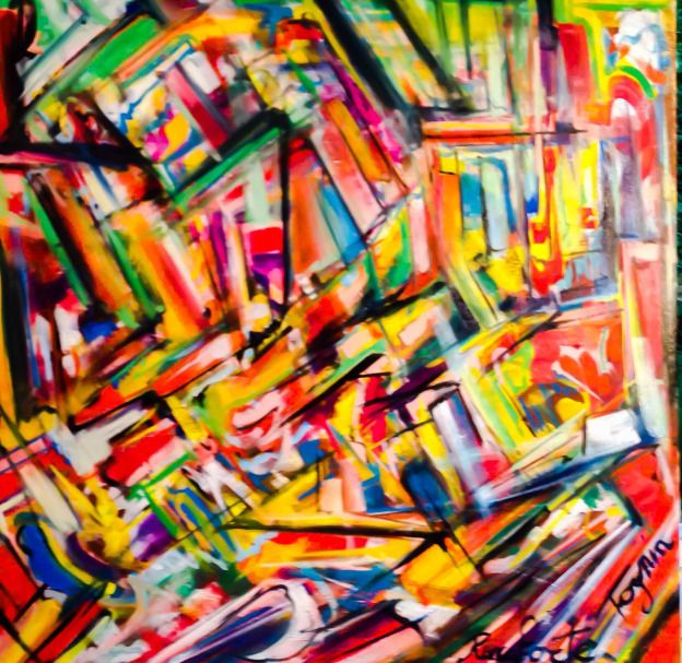 quadro astratto,arte astratta,quadri astratti famosi | Cose da ...