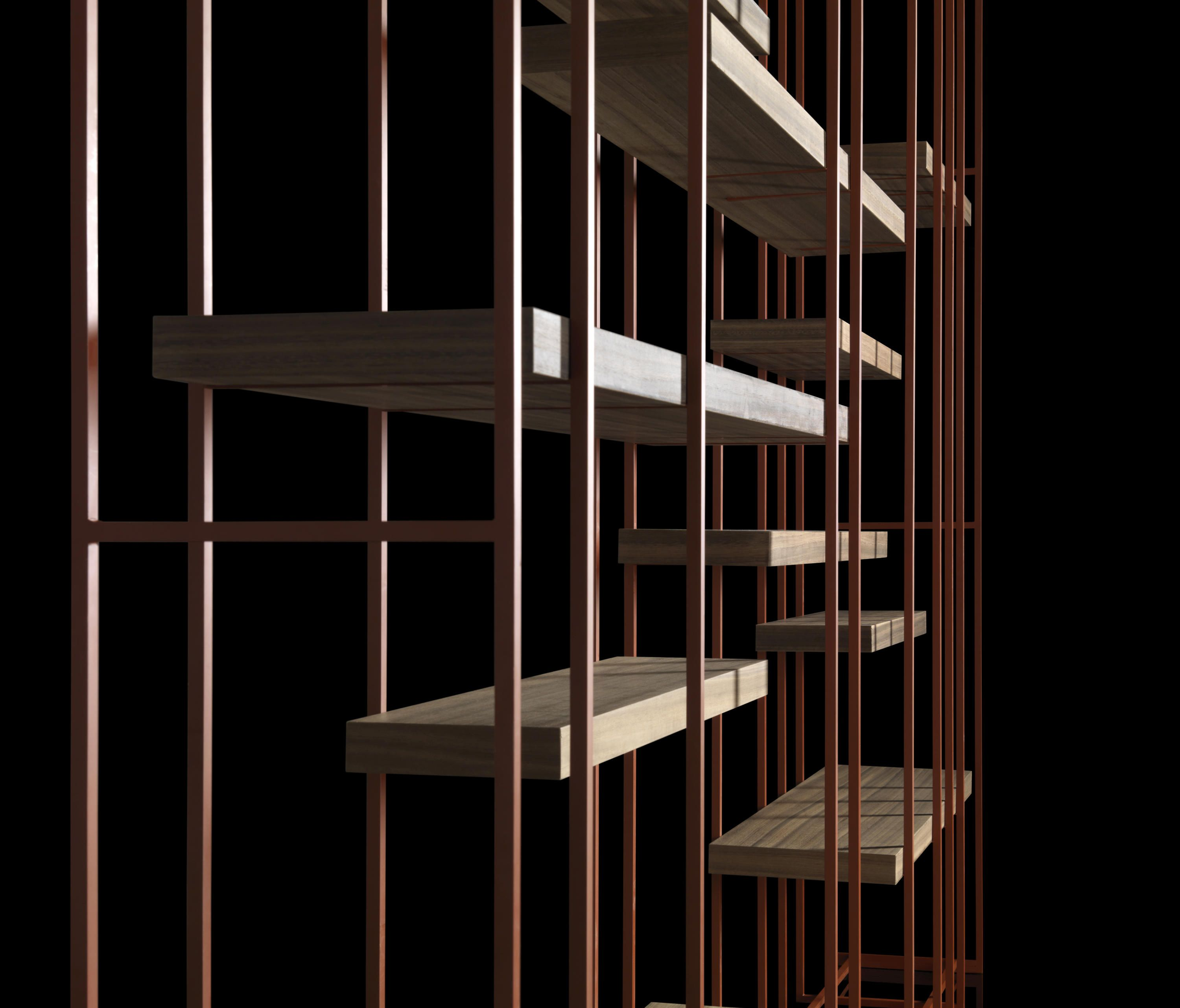 21db11fb8c Cage B by HENGE | דה פולס ספריה | Shelves, Storage shelves, Cabinet ...