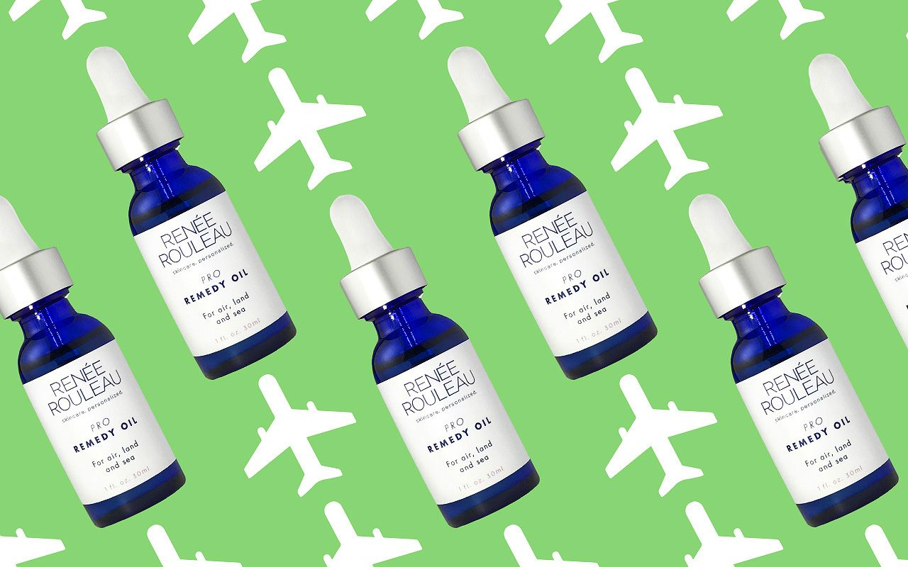How To Save Your Skin From Airplane Dryness Renée