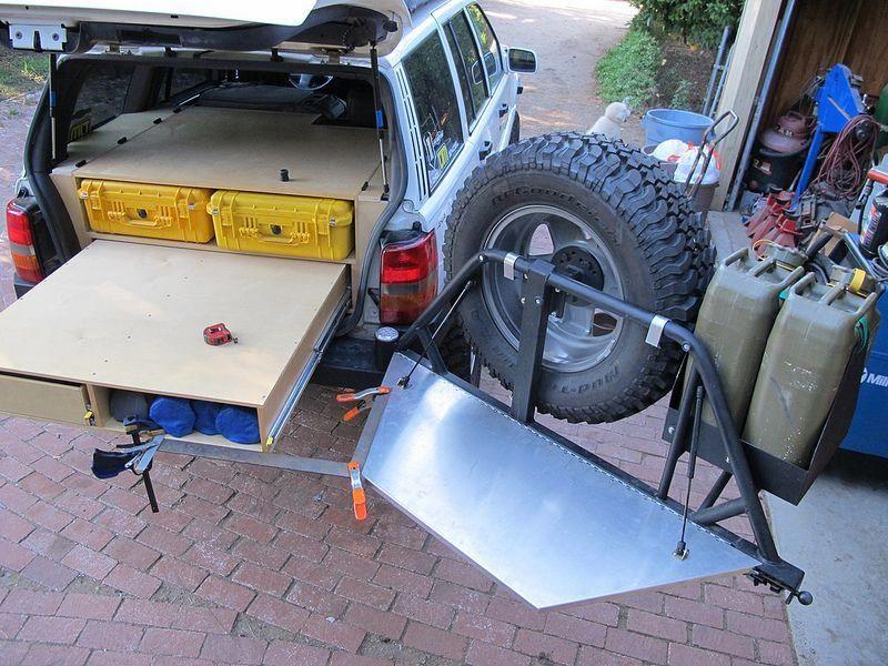 "98 Jeep ZJ ""SHTFV"" Expedition Portal"