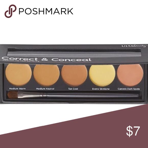 3/25 item! ULTA Correct Conceal(Medium to Tan) Skin